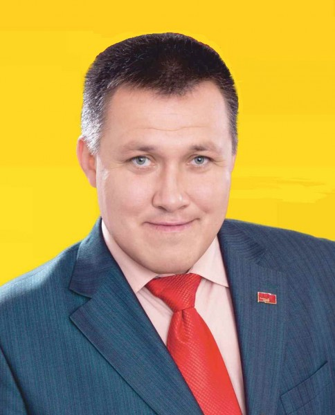 Виктор Перов кандидат в президенты