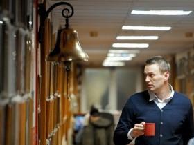 Навальный подал жалобу по поводу решения Верховного суда