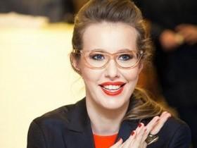 Кандидат в президенты Ксения Собчак