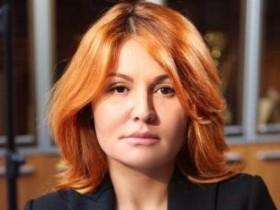 Кандидат в президенты Эльвира Агурбаш