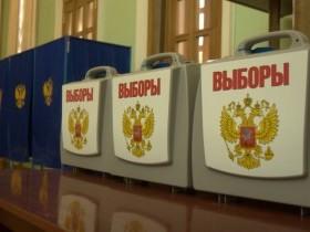 Сценарии участия регионов в выборах президента
