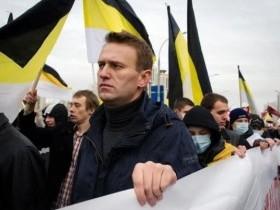 Почему Навальный собрал в штабе украинских националистов?