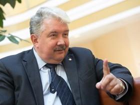 Кандидат в президенты Сергей Бабурин