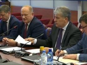ЦИК принял документы у Грудинина