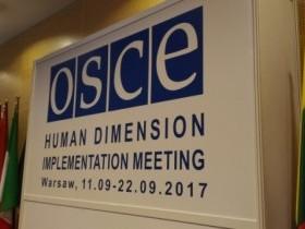 В Россию скоро прибудут наблюдатели от ОБСЕ