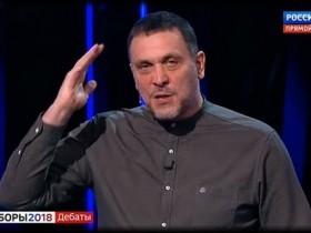 Шевченко вместо Грудинина на дебатах