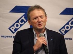 Кандидат в президенты Борис Титов