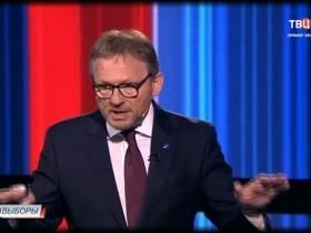 Дебаты на канале ТВ Центр 13 марта