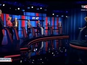 Дебаты на ТВЦ сегодня