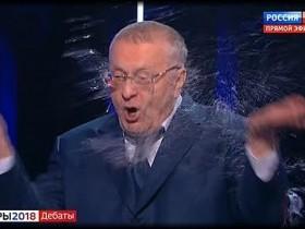 "Беспорядок в дебатах на канале ""Россия 1"""