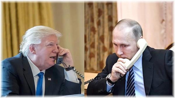 Почему Трамп поздравил Путина